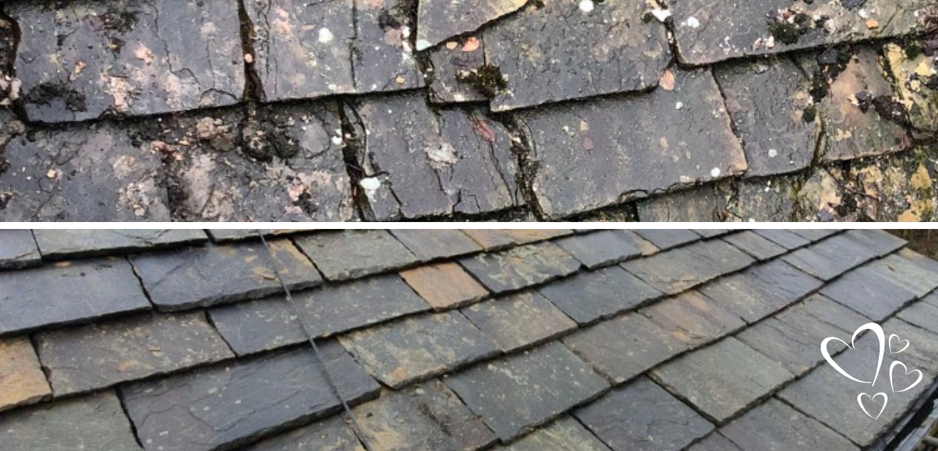 Re-roof of period property
