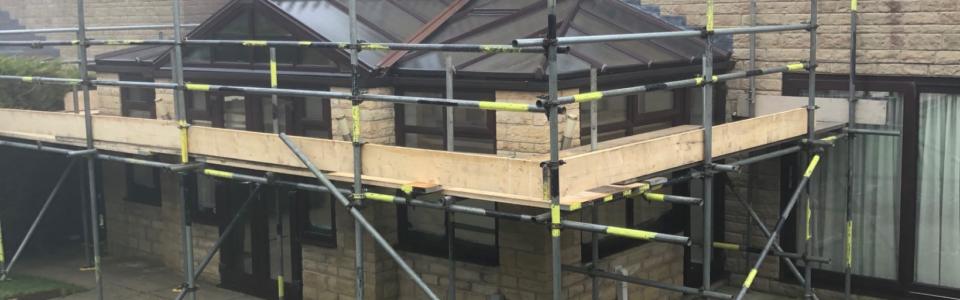 Conservatory Roof Replacement Wilsden 1