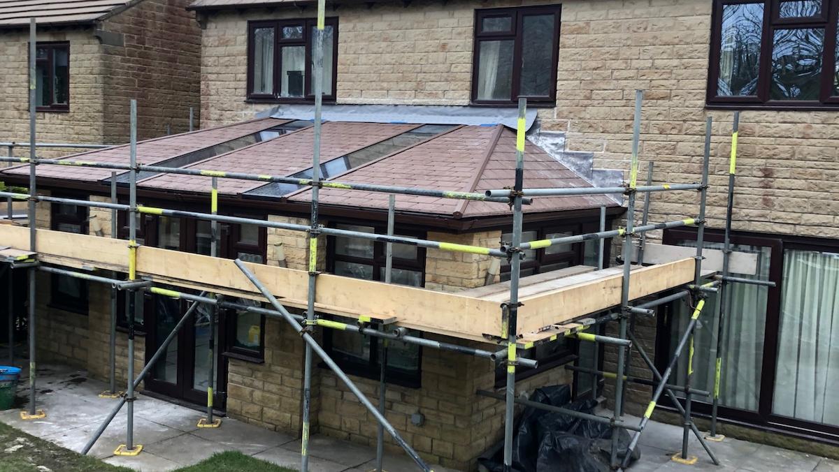 Conservatory roof replacement Wilsden 4