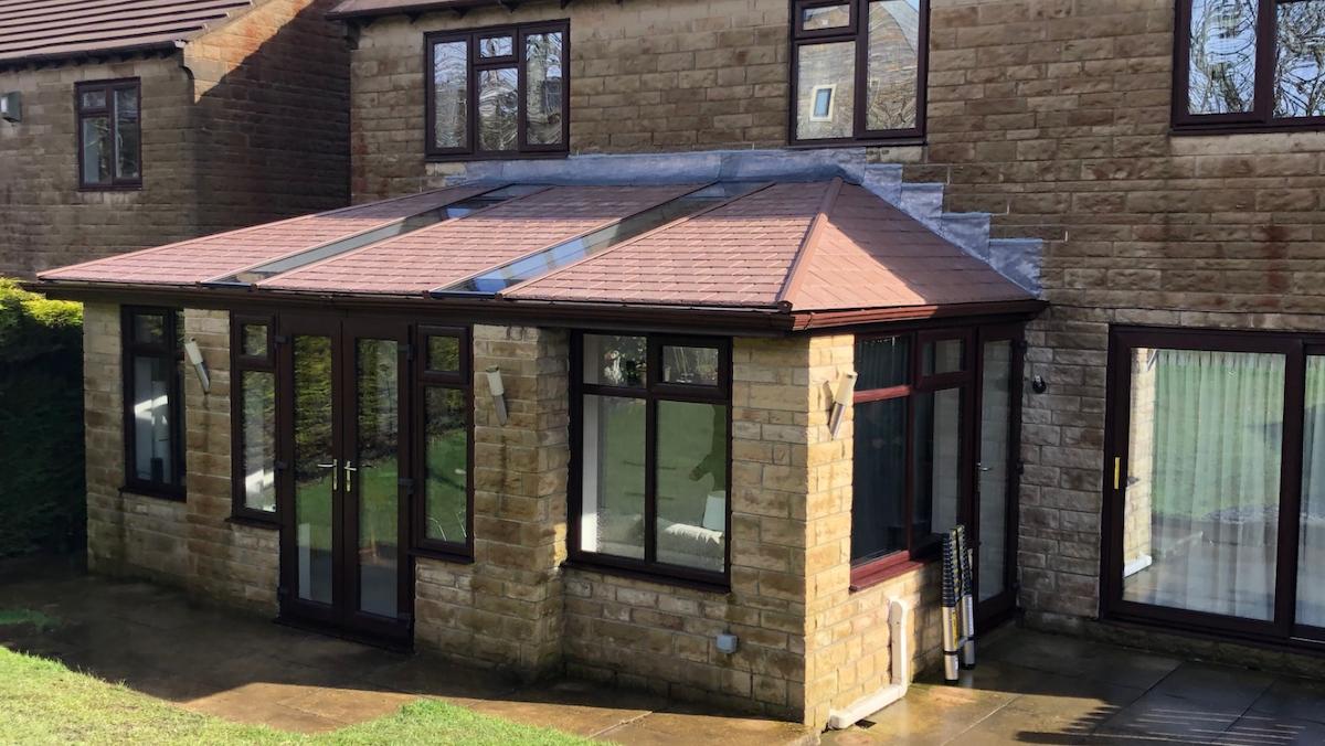 Conservatory roof replacement Wilsden 5