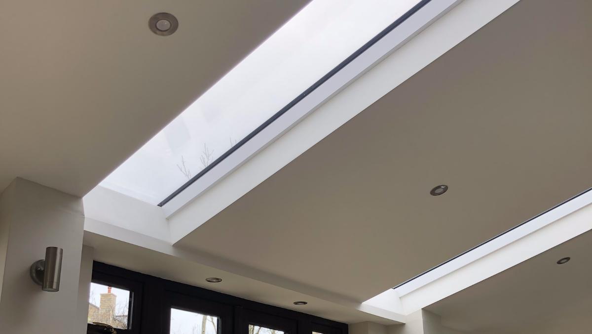 Conservatory roof replacement Wilsden internal 6