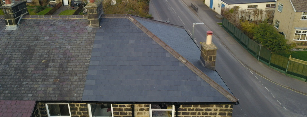 Re-roofing in Otley