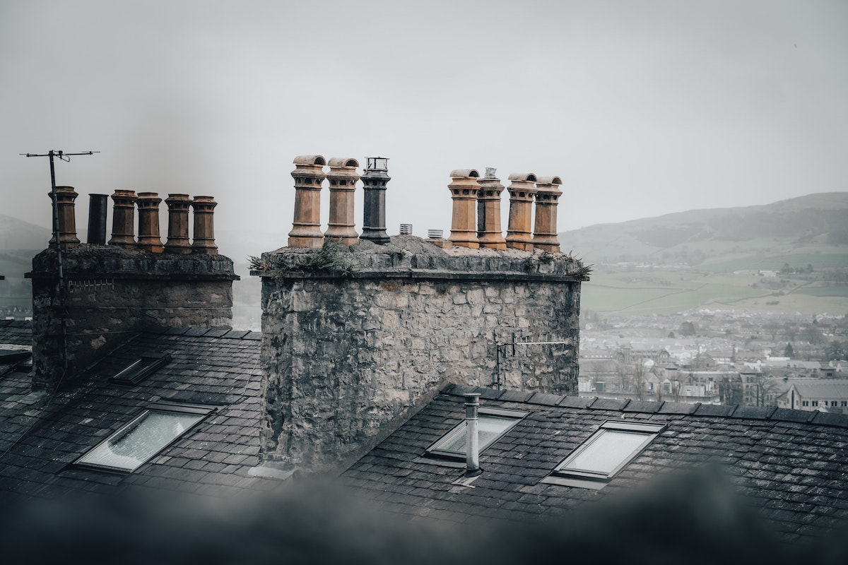 roof of older properties
