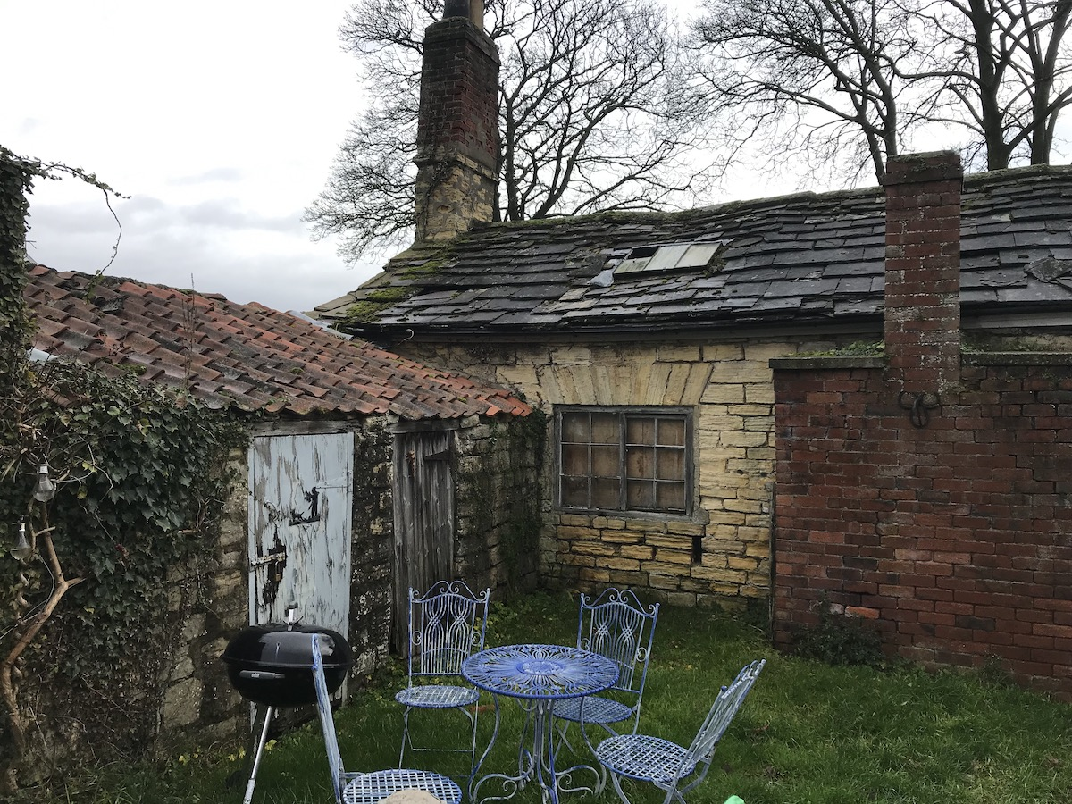 Roof Restoration,The Old Smithy, Thorpe Arch