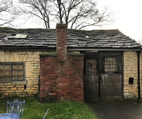 Roof Restoration, Old Smithy, Thorpe Arch