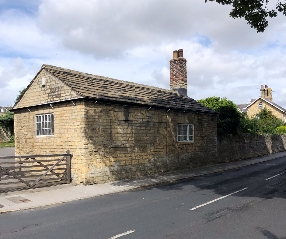 Roof Restoration at the Old Smithy, Thorpe Arch